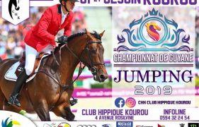 CHAMPIONNAT DE GUYANE JUMPING 2019