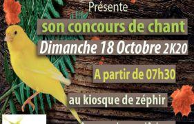 CONCOURS DE CHANT