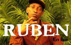 ÉVÉNEMENT COCOSODA : RUBEN EN LIVE