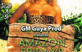 AMAZON FRIDAY