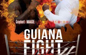 GUIANA FIGHT IV