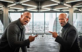 CINÉ : FAST & FURIOUS - HOBBS & SHAW
