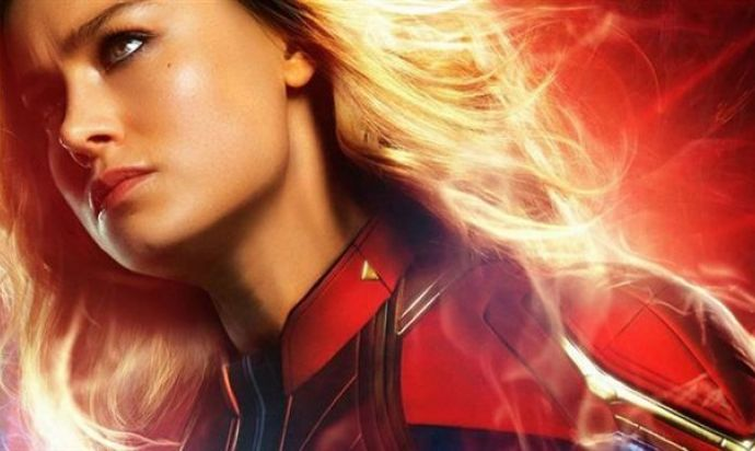 CINÉ : CAPTAIN MARVEL