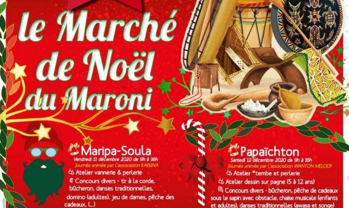 LE MARCHÉ DE NOËL DU MARONI