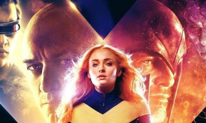 CINÉ : X-MEN : DARK PHOENIX