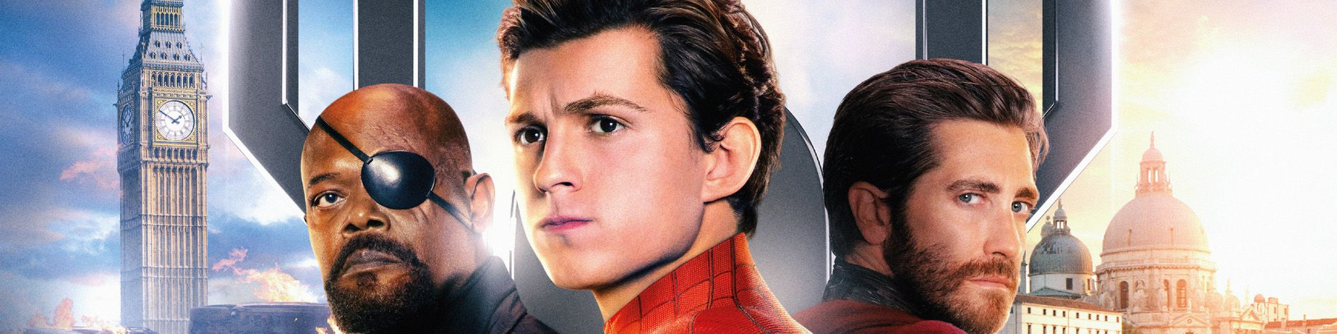 A l'affiche : SPIDER-MAN - FAR FROM HOME