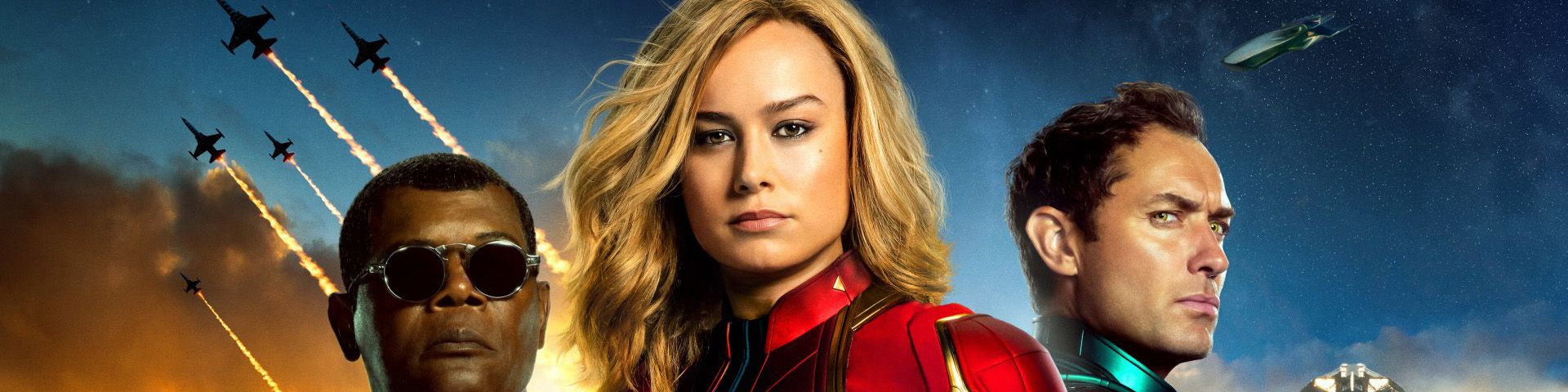 A l'affiche : CAPTAIN MARVEL